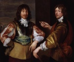 Mountjoy_Blount,_1st_Earl_of_Newport;_George_Goring,_Baron_Goring_by_Sir_Anthony_Van_Dyck